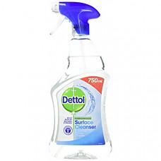 [해외] Dettol 데톨 항균 표면 세정제 스프레이(750 ml, Pack of 6) Anti-Bacterial Surface Cleanser,