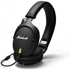 [해외] Marshall 헤드폰 M-ACCS-00152 모니터 헤드폰 Headphones M-ACCS-00152 Monitor Headphones, Black