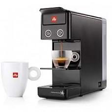 [해외] Illy 일리 에스프레소 및 커피 머신(Y3.2) Espresso and Coffee Machine, Black