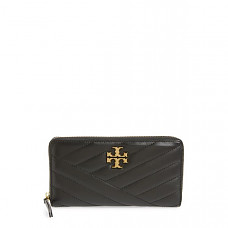 [해외] 토리버치 지퍼 가죽 컨티넨탈 지갑 TORY BURCH Kira Chevron Quilted Zip Leather Continental Wallet