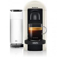 [해외] 네스프레소 버츄오 플러스 캡슐 커피 머신(XN9031/독일내수용) 캡슐 12개 포함 Krups Nespresso Vertuo Plus Coffee Capsule Machine