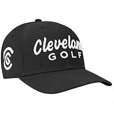 [해외] 클리브랜드 골프(Cleveland Golf) 남성용 모자, Cleveland Golf Men's Structured Hat (One Size Fits All)