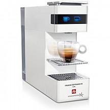 [해외] illy 일리 프란시스 에스프레소 캡슐 커피 머신(Y3/독일내수용) illy Francis Y3 IperEspresso Machine - Black (White)