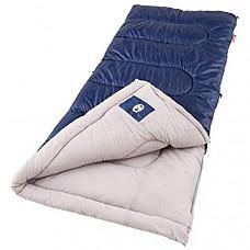 [해외] Coleman 콜맨 캠핑 아웃도어 침낭 슬리핑백 Brazos Cold Weather Sleeping Bag
