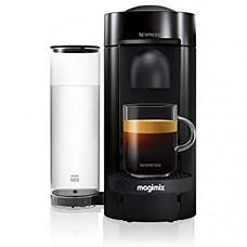 [해외] 네스프레소 버츄오 플러스 스페셜에디션(Magimix) 캡슐 커피머신(Silver/영국배송/220V사용) Magimix Nespresso 11399 Vertuo Plus Special Edition, 1260 W