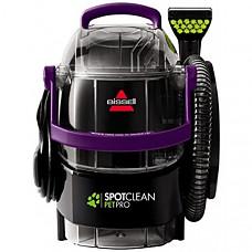 [해외] 비쎌 애완동물 얼룩 카펫, 자동차 실내, 쇼파 청소기(2458/110V 변압기 필요) BISSELL SpotClean Pet Pro Portable Carpet Cleaner