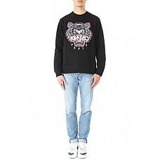 [해외] Kenzo 겐조 남성 타이거 시그니쳐 스웨트 셔츠(영국직배송) Mens Tiger Head Sweatshirt