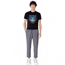 [해외] Kenzo 겐조 남성 타이거 티셔츠(영국직배송) Mens Black Tiger T-Shirts