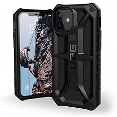 [해외] 유에이지 아이폰 12 미니(5.4인치) 프리미엄 모나크 핸드폰 보호 케이스 URBAN ARMOR GEAR UAG Designed for iPhone 12 Mini Case [5.4-inch Screen] Rugged Lightweight Slim Shockproof Premium Monarch Protective Cover