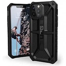 [해외] 유에이지 아이폰 12/아이폰 12프로(6.1인치) 프리미엄 모나크 핸드폰 보호 케이스 Urban Armor Gear UAG iPhone 12/12 Pro 5G- (6.1 inch) Rugged Lightweight Slim Shockproof Premium Monarch Protective Cover