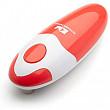 [해외] Kitchen Mama 자동 깡통 따개, 캔 오프너(AA건전지 사용) Electric Can Opener: Open Your Cans with A Simple Push of Button - No Sharp Edge, Food-Safe and Battery Operated Handheld Can Opener